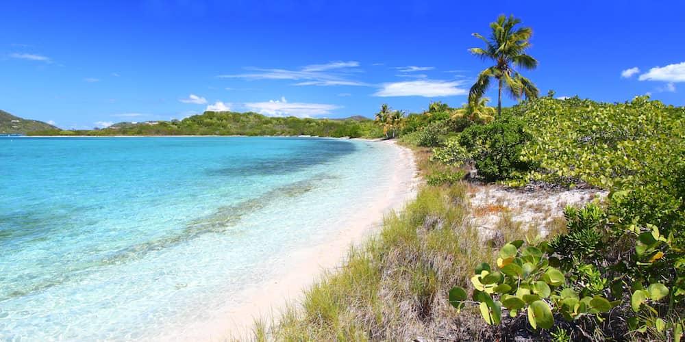 British Virgin Islands Weather In November
