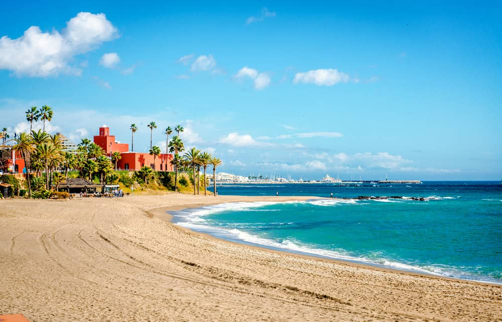 Best Beaches In Europe For Sun February
