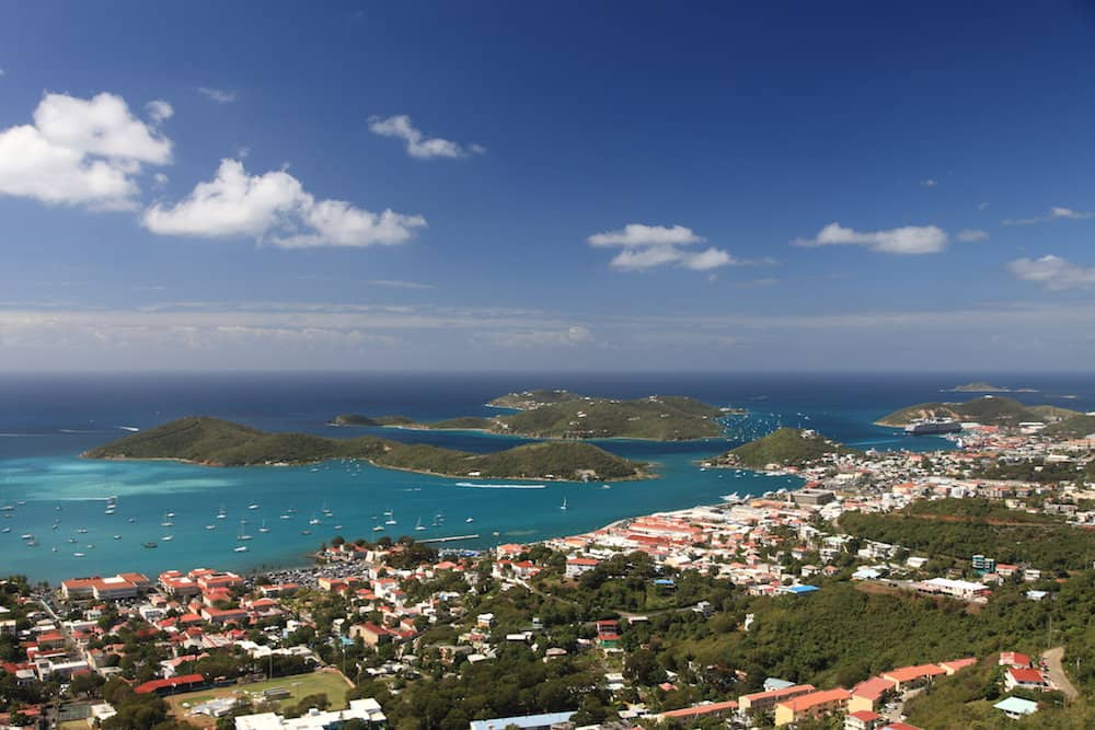 Saint Thomas Virgin Islands Weather In November