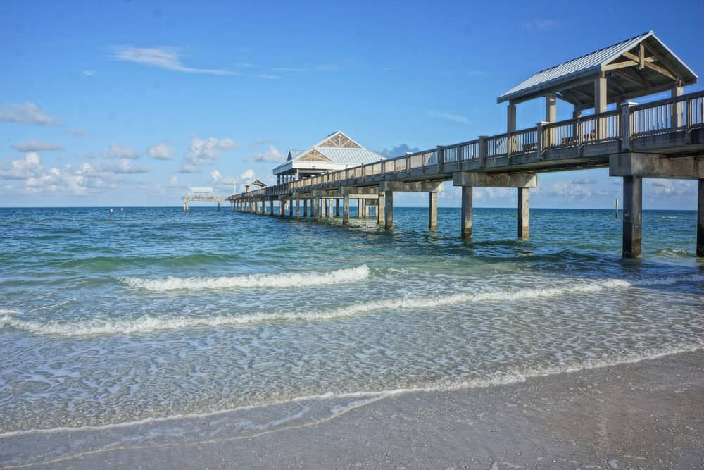 Clearwater Beach Florida Weather In January