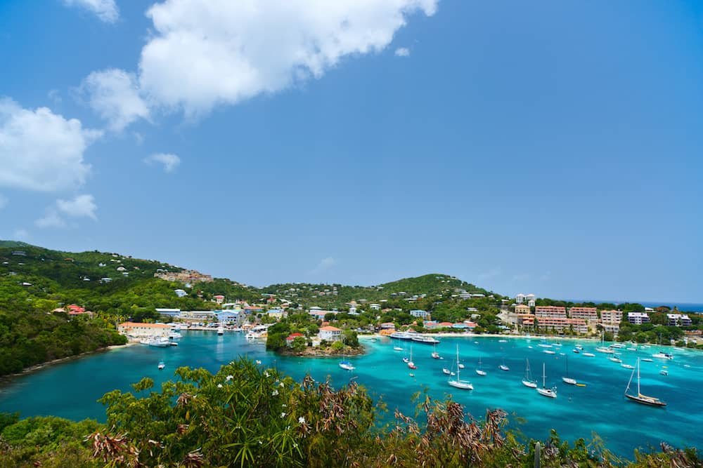 Weather In St John Virgin Islands In November
