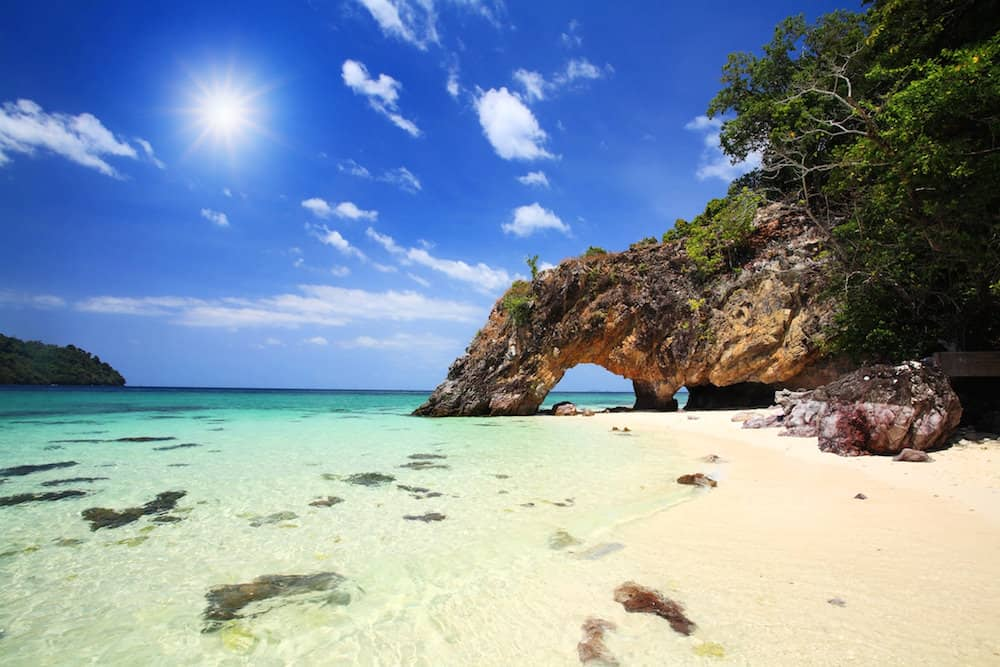 Best Beach Europe September