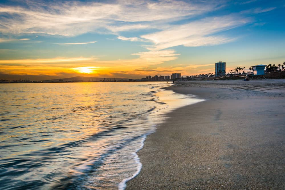 Beach weather in long beach long beach united states in for Warmest florida beaches in december