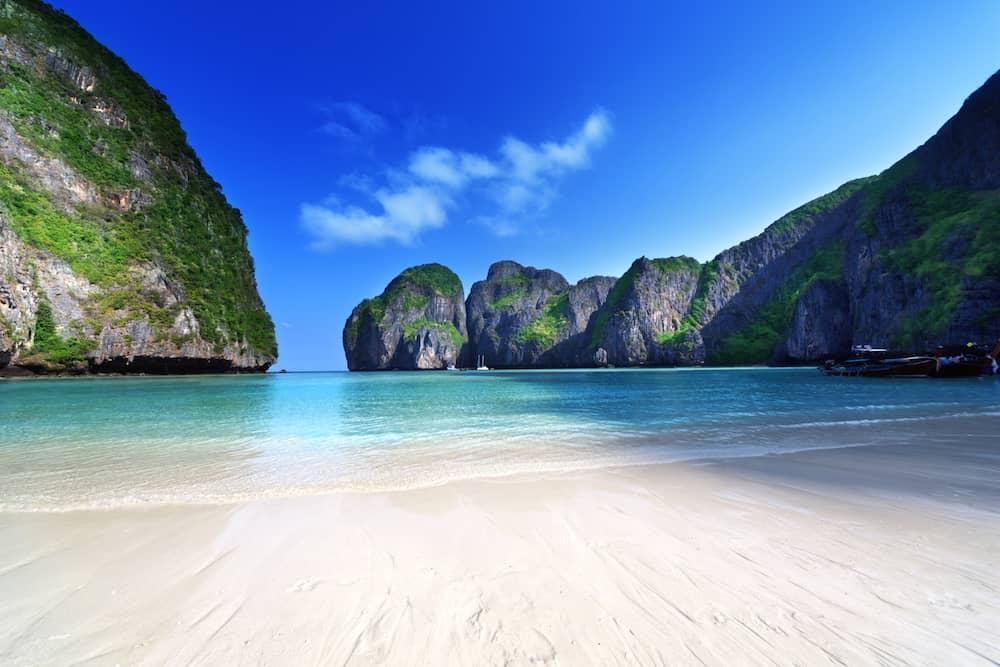 Beach Weather Forecast For Maya Bay