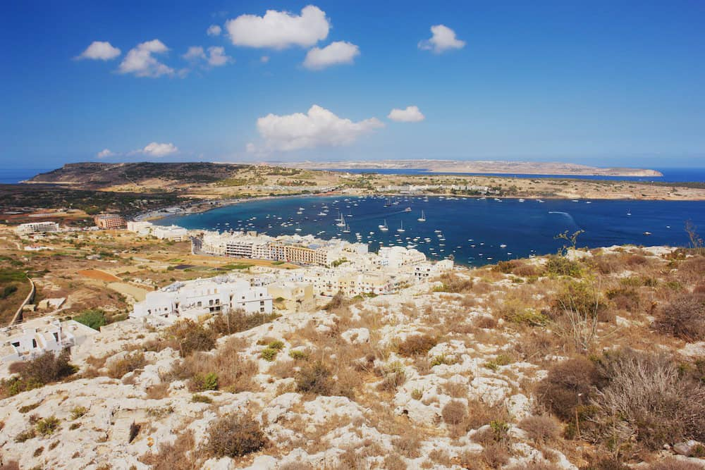 Malta Februar