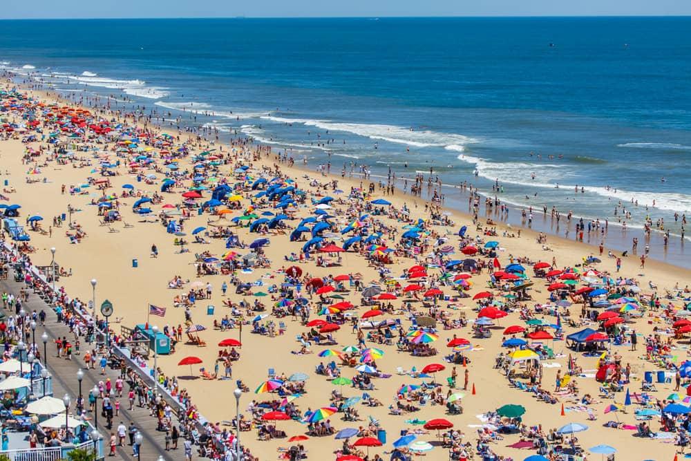 Temperature Of The Ocean In Virginia Beach
