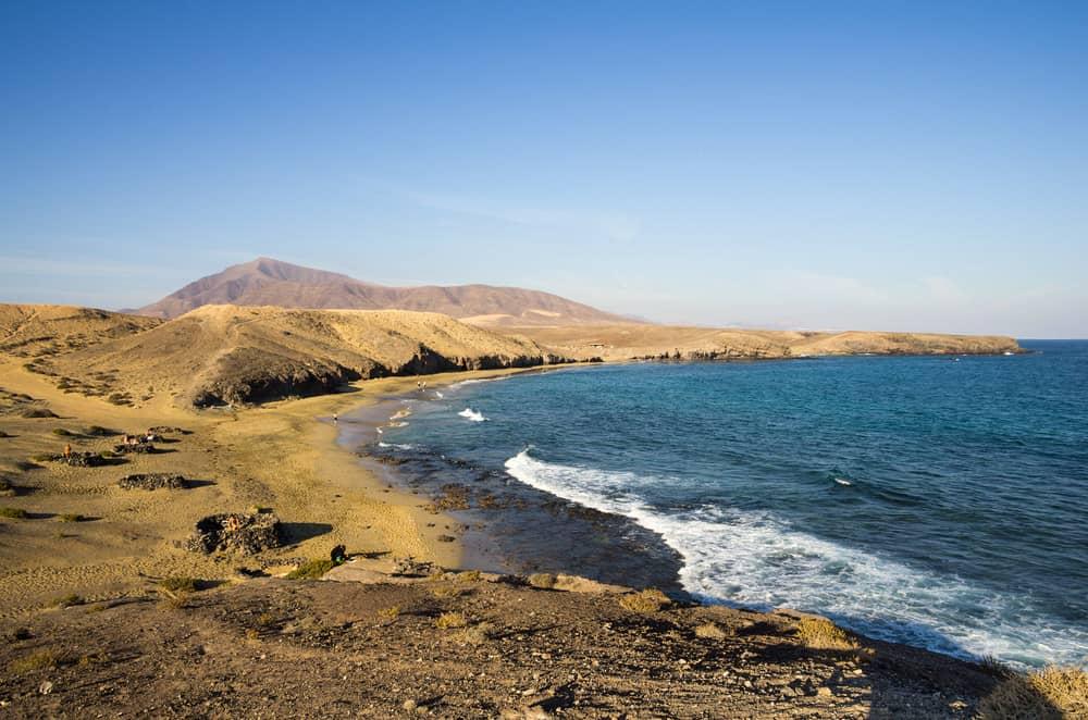 Beach weather forecast for Playa de