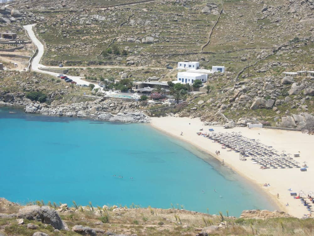 Best Island Beaches For Partying Mykonos St Barts: Beach Weather Forecast For Paradise Beach, Mykonos, Greece