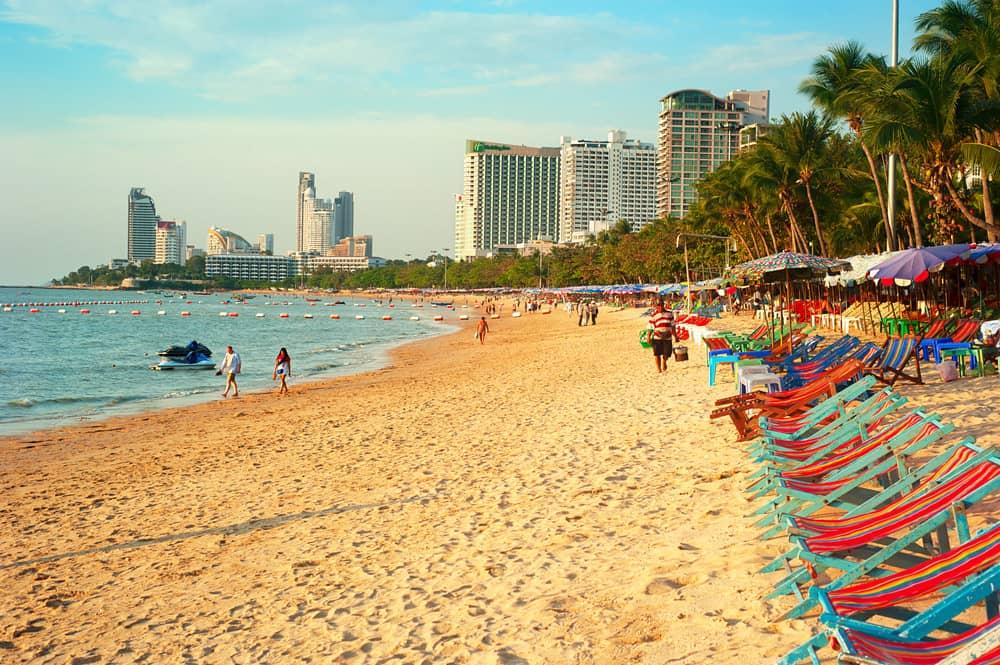 Pattaya climate: average weather, temperature ...