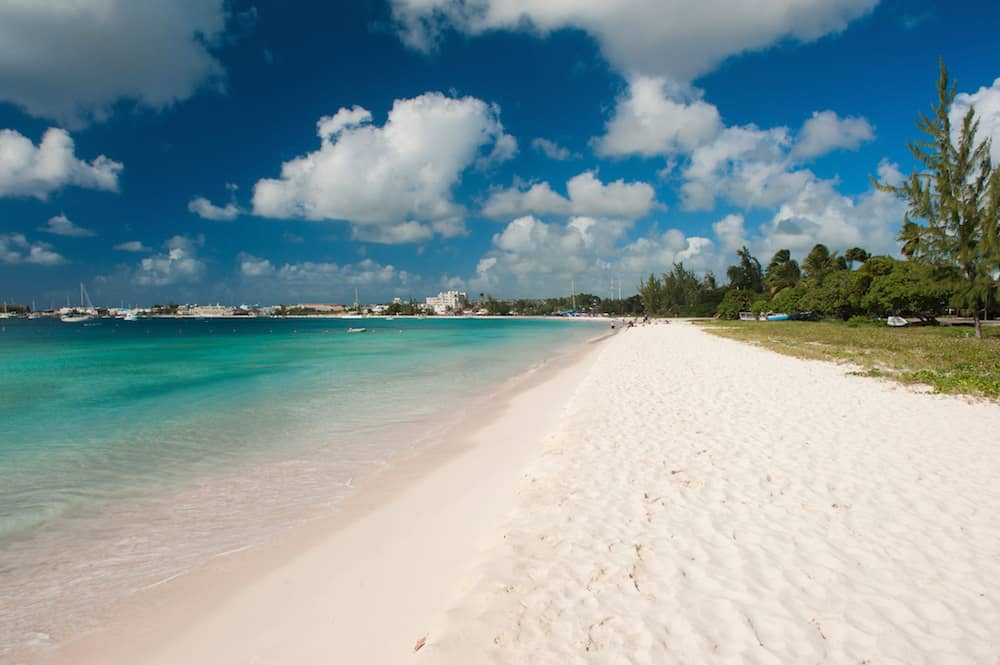 Beach weather forecast for Pebbles Beach, Bridgetown, Barbados