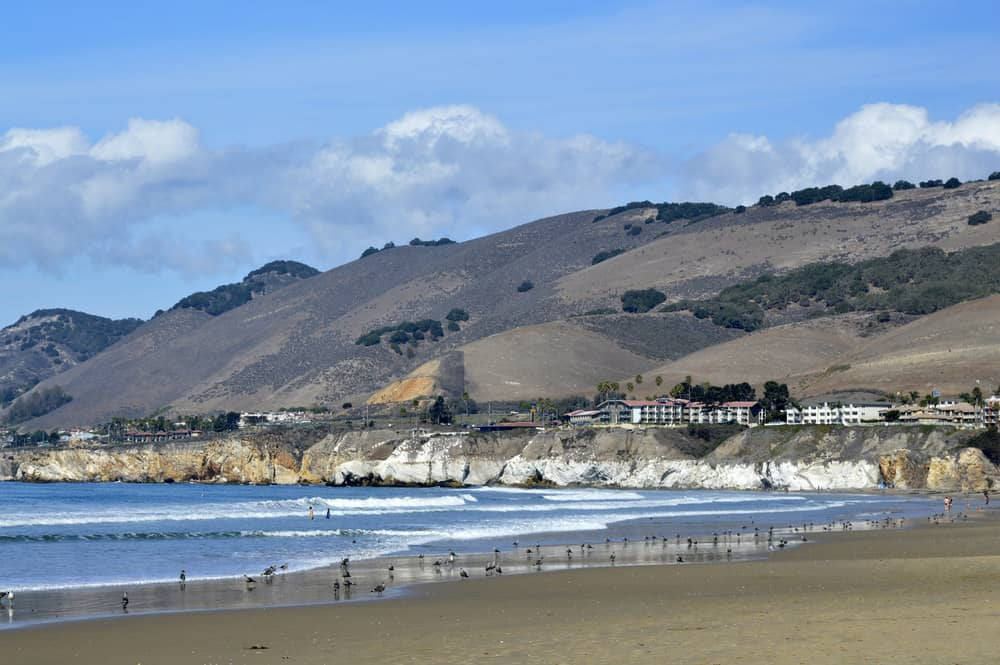 Pismo Beach Weather In July