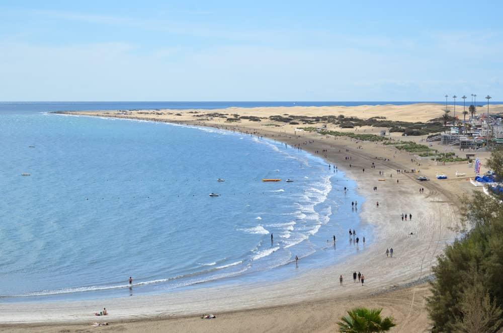 Beach weather forecast for playa del ingles gran canaria - Gran canaria weather november ...