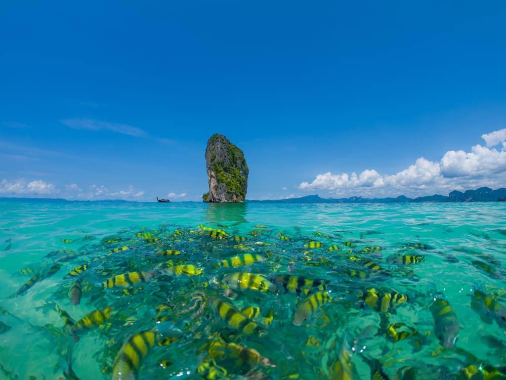 Beach Weather Forecast For Poda Island Krabi Thailand