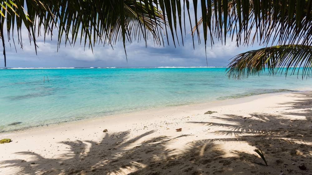 Rarotonga weather april