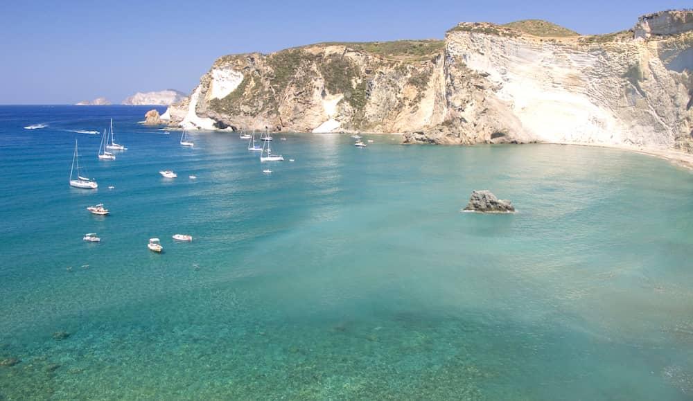 Weather Ponza Island Italy