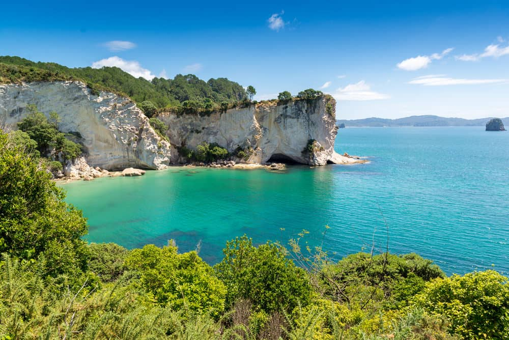 Beach weather forecast for Stingray Bay, Coromandel Peninsula, New Zealand