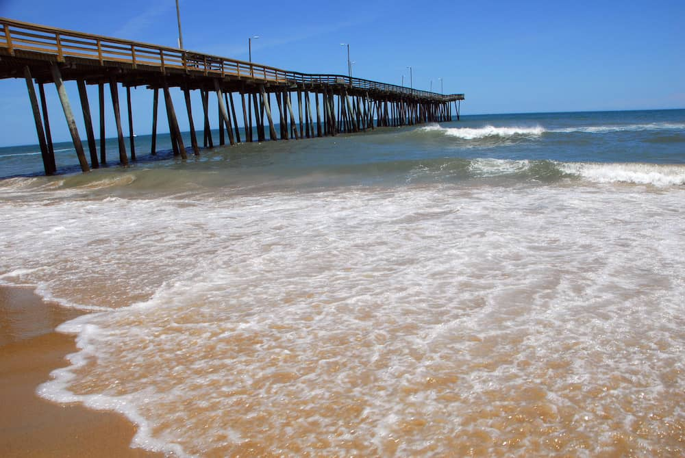 Beach Weather In Virginia Beach, Virginia Beach, United