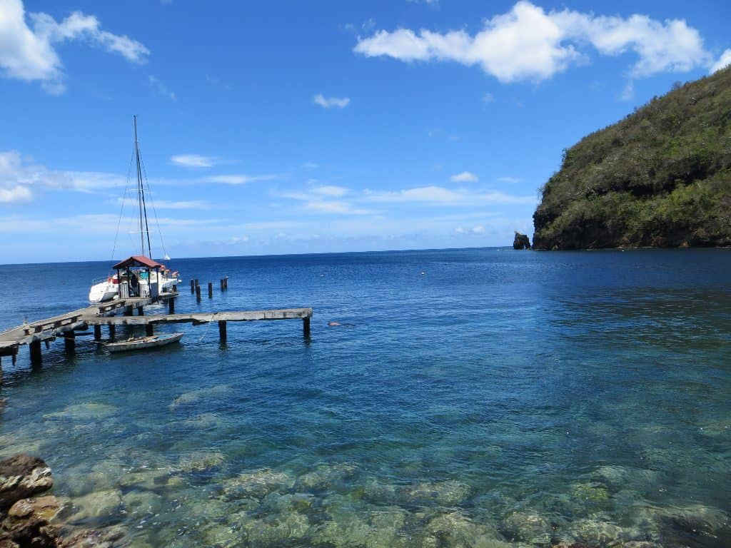 Beach Weather In Wallilabou Bay St Vincent St Vincent