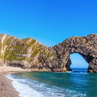 Durdle Door Cliffs