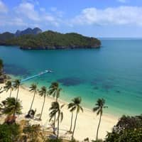 Ko Ang Thong islands