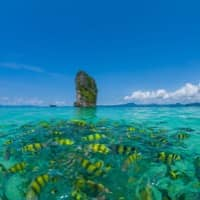 Beach Weather Forecast For Poda Island Krabi Thailand