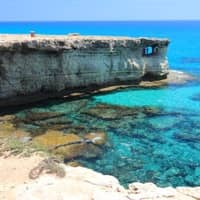 Cape Greco Sea Caves