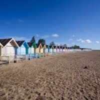 West Mersea Beach